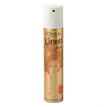 Buy L'Oréal Elnett Satin Normal Strength Hairspray Online at johnlewis.com