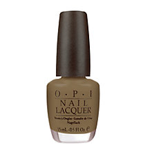 Buy OPI Nails - Nail Lacquer - Greys Online at johnlewis.com