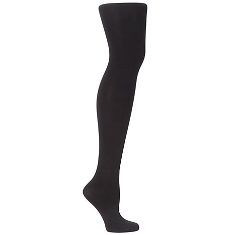 Buy John Lewis 80 Denier Opaque Tights, Pack of 2 Online at johnlewis.com