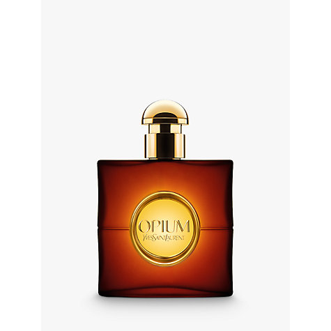 Buy Yves Saint Laurent Opium Eau de Toilette Online at johnlewis.com