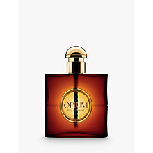 Buy Yves Saint Laurent Opium Eau de Parfum, 30ml with Luxury Beauty Crackers Online at johnlewis.com