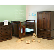 Boori Nursery Furniture Range, English Oak