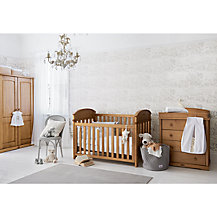 Boori Nursery Furniture Range, Heritage Teak