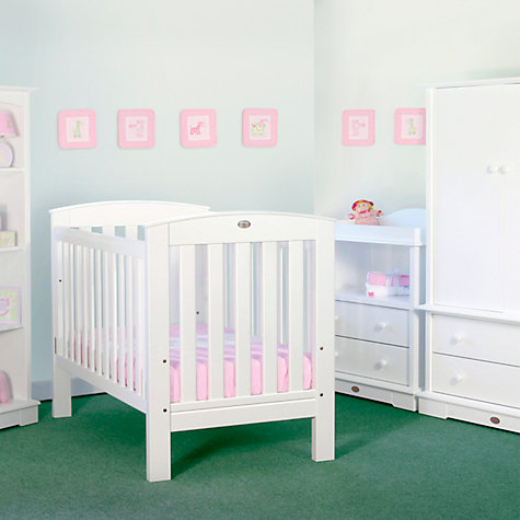 Buy Boori Nursery Furniture Range, White Online at johnlewis.com