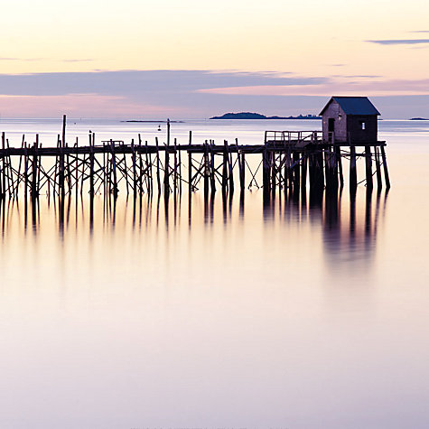 Buy Old Wharf Dawn Online at johnlewis.com