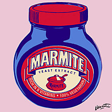 Buy Marmite On Pink Online at johnlewis.com