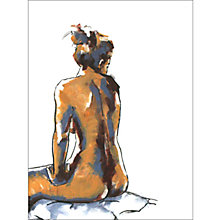 Buy Nicola King - Seated Figure Online at johnlewis.com
