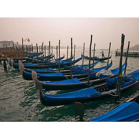 Buy Venice, Gondolas Online at johnlewis.com