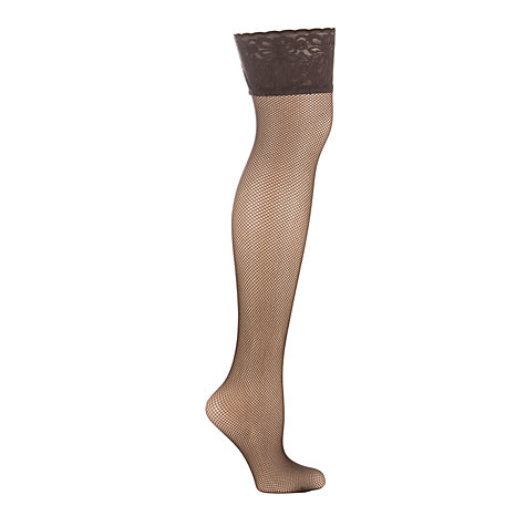 Buy Levante Fishnet Stay Up Tights Online at johnlewis.com