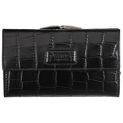 Buy OSPREY LONDON The Medium Snap Purse Online at johnlewis.com