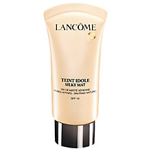 Buy Lancôme Teint Idole Silky Mat Mineral Foundation, 05 Online at johnlewis.com