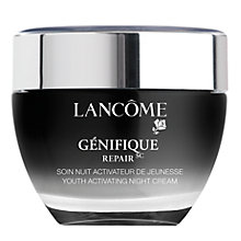 Buy Lancôme Génifique Night Cream Online at johnlewis.com