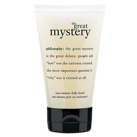Buy Philosophy The Great Mystery, 142ml Online at johnlewis.com