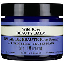 Buy Neal's Yard Wild Rose Beauty Balm 50g Online at johnlewis.com