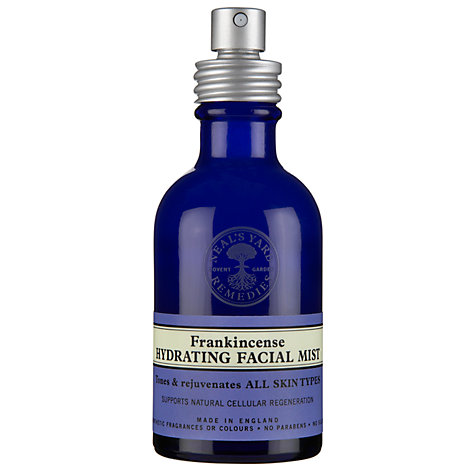 Buy Neal's Yard Frankincense Hydrating Facial Mist, 45ml Online at johnlewis.com