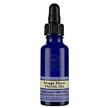 Buy Neal's Yard Orange Flower Facial Oil, 30ml Online at johnlewis.com