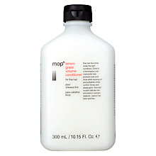 Buy mop® Lemongrass Conditioner, 300ml Online at johnlewis.com