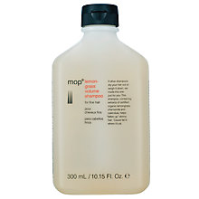 Buy mop® Lemongrass Shampoo, 300ml Online at johnlewis.com