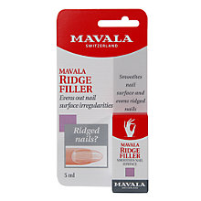 Buy MAVALA Ridge Filler, 5ml Online at johnlewis.com