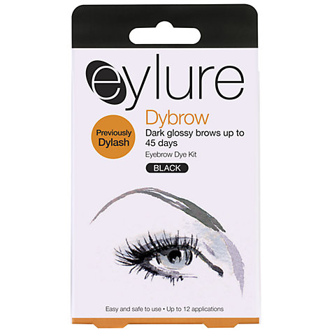 Buy Eylure Dybrow 45 Day Brow Darkener, Black Online at johnlewis.com