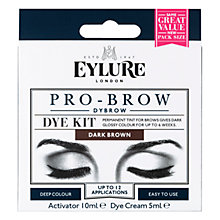 Buy Eylure Dybrow 45 Day Brow Darkener, Dark Brown Online at johnlewis.com