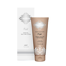 Buy Fake Bake Fair Self-Tan Lotion, 170ml Online at johnlewis.com