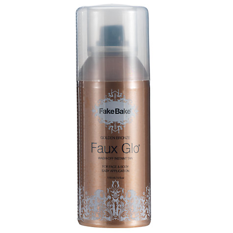 Buy Fake Bake Faux Glo, 118ml Online at johnlewis.com