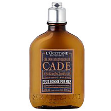 Buy L'Occitane for Men Cade Hair and Body Shampoo, 250ml Online at johnlewis.com