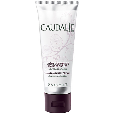 Buy Caudalie Hand and Nail Cream, 75ml Online at johnlewis.com