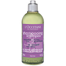 Buy L'Occitane Anti-Dandruff Shampoo for Sensitive Scalp, 250ml Online at johnlewis.com