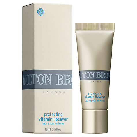 Buy Molton Brown Protecting Vitamin Lip Saver, 15ml Online at johnlewis.com