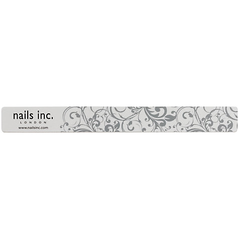 Buy Nails Inc. Professional Nail File Online at johnlewis.com