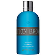 Buy Molton Brown Cool Buchu Body Wash, 300ml Online at johnlewis.com