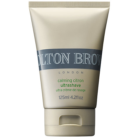 Buy Molton Brown for Men Citron Ultrashave, 125ml Online at johnlewis.com