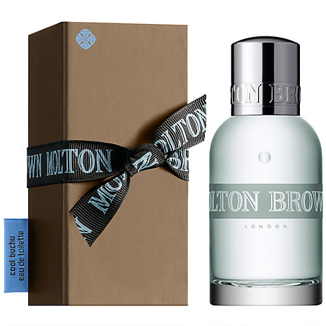 Buy Molton Brown Cool Buchu Eau de Toilette, 50ml Online at johnlewis.com