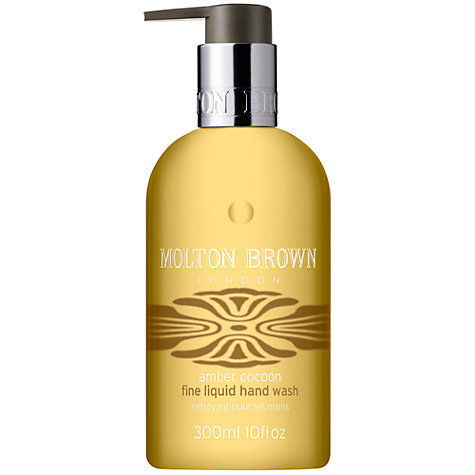Buy Molton Brown Amber Cocoon Vitamin and Mineral Hand Wash, 300ml Online at johnlewis.com