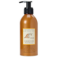 Buy Crabtree & Evelyn Gardeners Hand Therapy Pump, 250ml Online at johnlewis.com