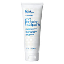 Buy Bliss Pore-Perfecting Facial Polish, 125ml Online at johnlewis.com