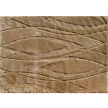 Buy Shearling Curve Sheepskin Rugs, Mocha Online at johnlewis.com
