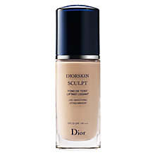 Buy Dior Diorskin Sculpt Foundation Online at johnlewis.com