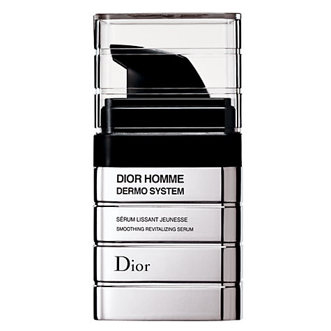 Buy Dior Dior Homme Dermo System Smoothing Revitalizing Serum, 50ml Online at johnlewis.com