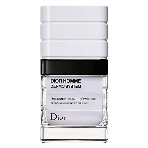 Buy Dior Dior Homme Dermo System Moisturizing Emulsion, 50ml Online at johnlewis.com