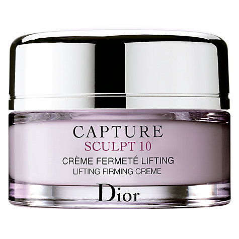 Buy Dior Capture Sculpt 10 Lifting Firming Cream, 50ml Online at johnlewis.com