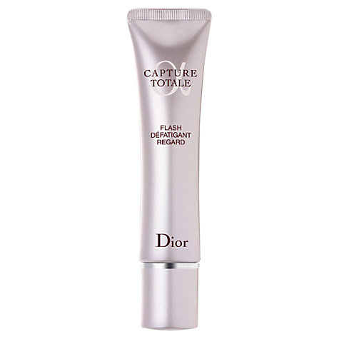 Buy Dior Capture Totale Instant Rescue Eye Treatment Multi-Perfection, 15ml Online at johnlewis.com
