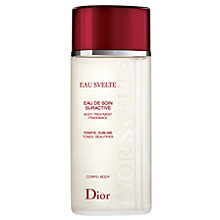 Buy Dior Eau Svelte Body Treatment Fragrance Spray Online at johnlewis.com