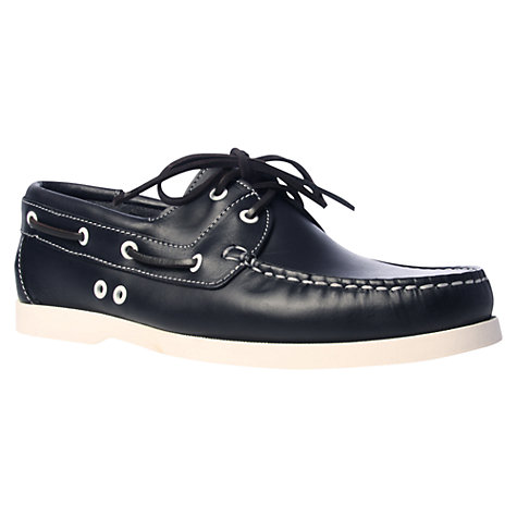 Buy KG by Kurt Geiger Sorrento Boat Shoes Online at johnlewis.com
