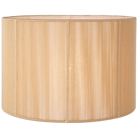 Buy John Lewis Vienna Drum Shade Online at johnlewis.com