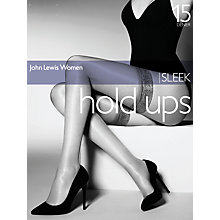 Buy John Lewis Sleek Hold-Ups Online at johnlewis.com