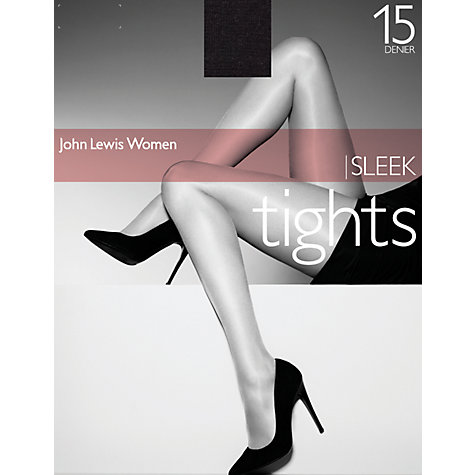 Buy John Lewis Sleek Tights Online at johnlewis.com