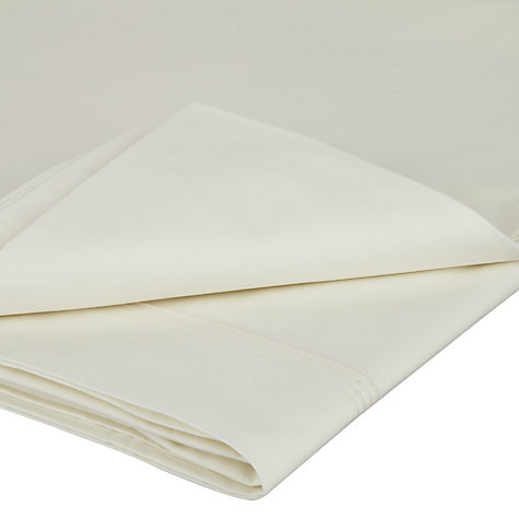 Buy Peter Reed Egyptian Cotton 4 Row Cord Flat Sheets Online at johnlewis.com